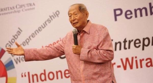 Ciputra Pengusaha Sukses Indonesia