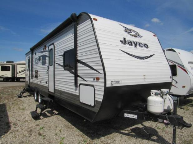 Jayco+Bunkhouse+Travel+Trailers
