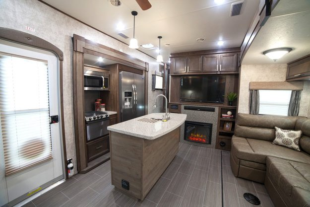 Highland Ridge Open Range 376fbh 5th Wheel For Sale At All