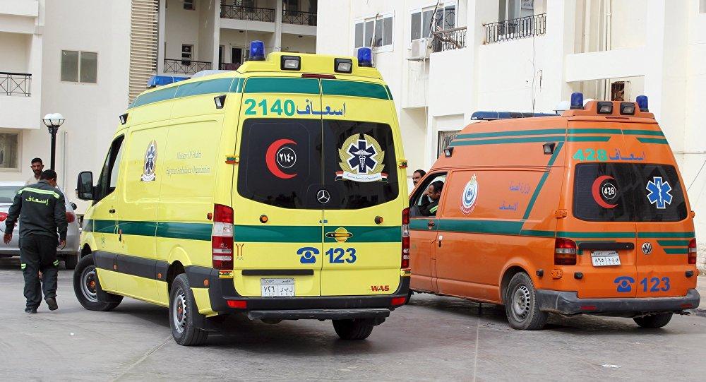 النيابة العامة المصرية: ارتفاع عدد ضحايا هجوم مسجد