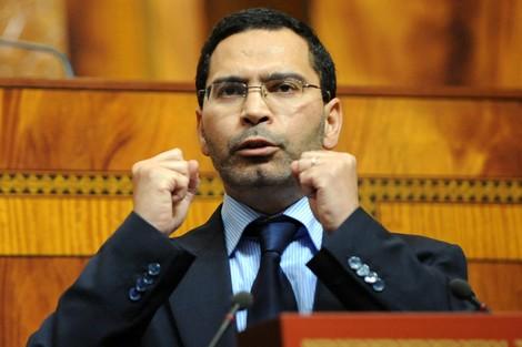 الوزير الخلفي محيّح في مجلس المستشارين