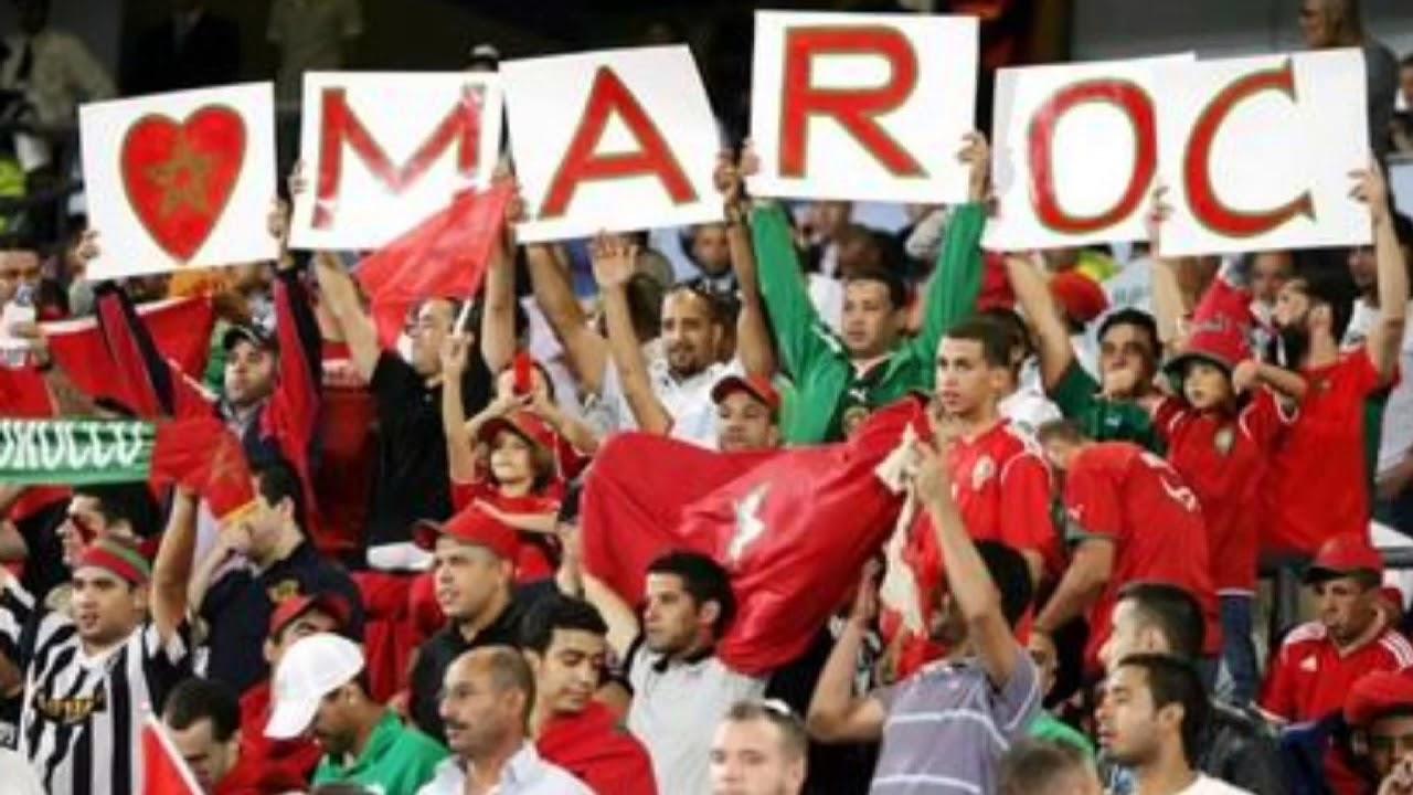 الأسود يخرجون المغاربة من طنجة إلى الكويرة للإحتفال
