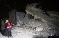 450 قتيل و 6500 جريح حصيلة زلزال ايران