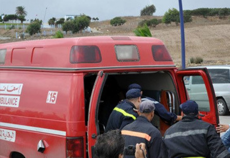 الإفراط في السرعة يتسبب في وفاة رجل وإبنه في مراكش