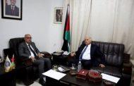 فلسطين تعلن دعمها لترشيح المغرب لتنظيم مونديال 2026