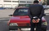 توقيف شخص بعين الدئاب حاول سرقة سيارة أجرة