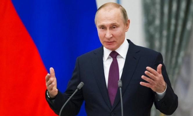 بوتين يرحب بضيوف مونديال روسيا