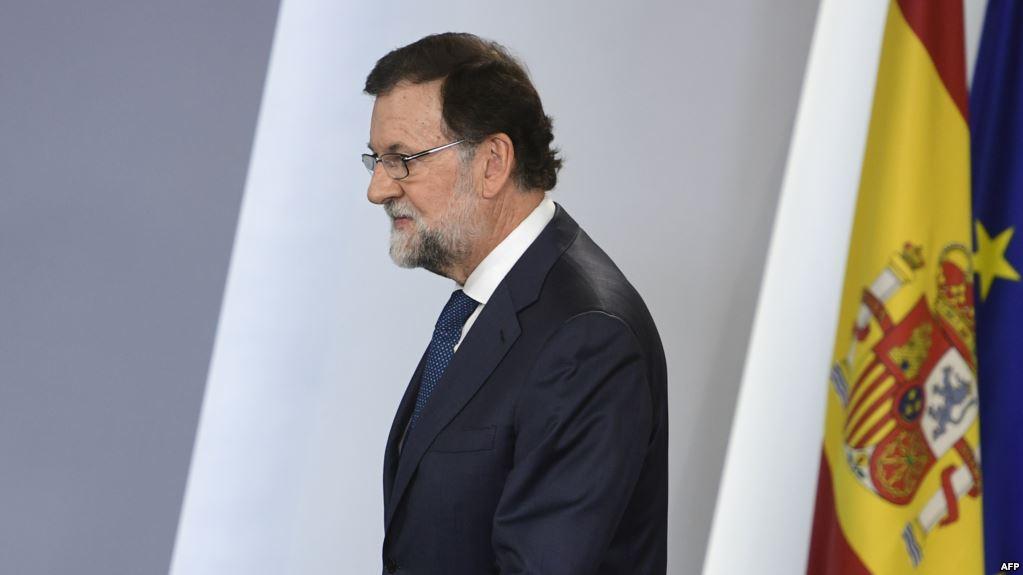 إسبانيا: البرلمان يسقط حكومة راخوي