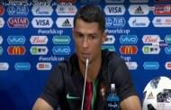 رونالدو: تفاجأت من قوة وشراسة المنتخب المغربي _فيديو
