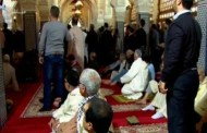 مختل عقلي يعتدي على إمام مسجد في دمنات
