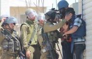 الجيش الإسرائيلي يعتقل أربعة صحافيين
