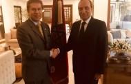 وزير خارجية البارغواي للحبيب المالكي: المغرب بلد صديق وكبير ونحن مع الوحدة الترابية للمملكة وهو قرار نهائي ودائم