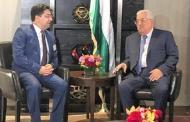 عباس يشيد بمواقف الملك محمد السادس