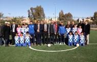 مراكش: تدشين المنتزه الرياضي لسيدي يوسف بنعلي