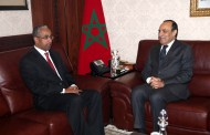 بعد انتهاء مهامه الدبلوماسية بالمملكة..المالكي يستقبل سفير سلطنة عمان بالرباط لتوديعه
