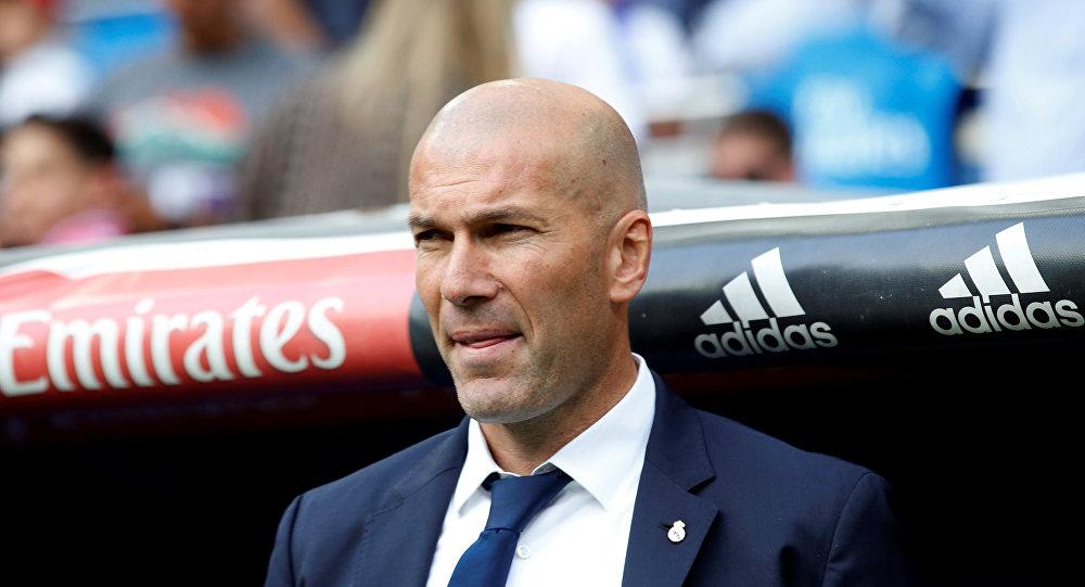 زيدان يعود إلى تدريب ريال مدريد