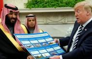 ترامب: أمريكا تحمي السعودية لأنها تدفع لها المال