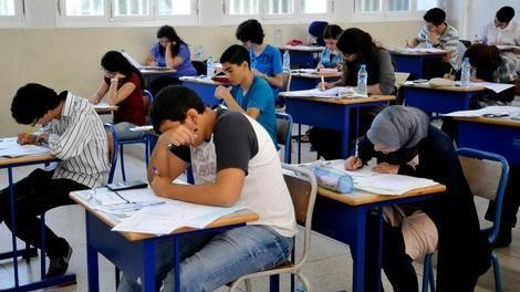 وزارة التربية الوطنية تعلن عن مواعد إجراء الامتحانات المدرسية للسنة الدراسية 2018-2019