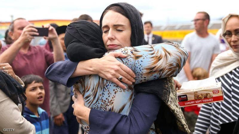 بسبب طريقة تعاملها مع الهجوم الإرهابي...رئيسة وزراء نيوزيلندا تتلقى تهديدات بالقتل