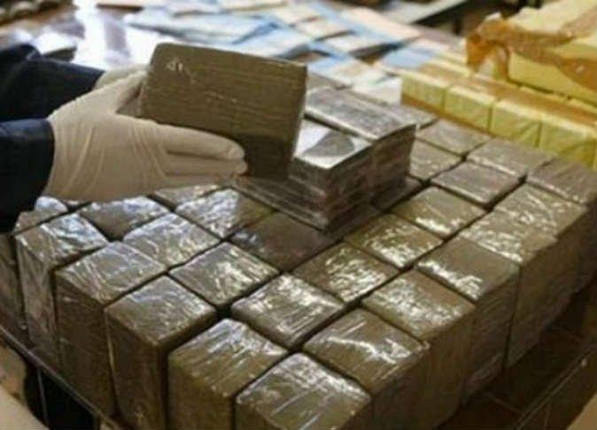 الناظور..حجز 12 طنا و800 كيلوغراما من مخدر الحشيش