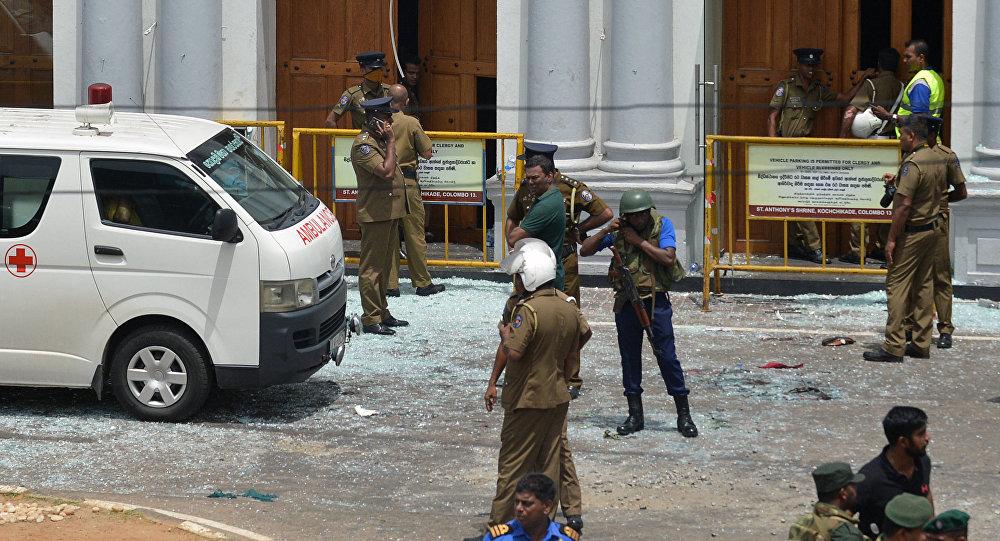 ارتفاع عدد قتلى تفجيرات سريلانكا إلى 160 قتيلا وأكثر من 360 جريح