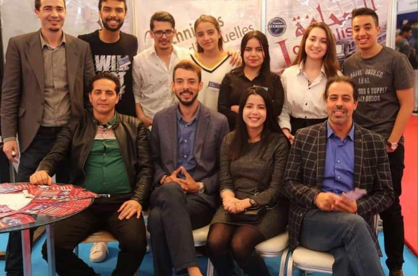 الدار البيضاء: المعهد العالي للصحافة والإعلام يتألق في النسخة 28 من الملتقى الدولي للطالب