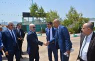 جزائريون يحاولون اعتراض موكب وزير الداخلية بمحافظة بشار