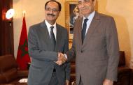 الحبيب المالكي يستقبل سفير الجمهورية اليمنية بالرباط