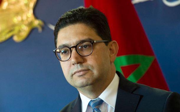 بوريطة..المغرب يؤكد على ضرورة احترام حرية وأمن الملاحة البحرية بمضيق هرمز