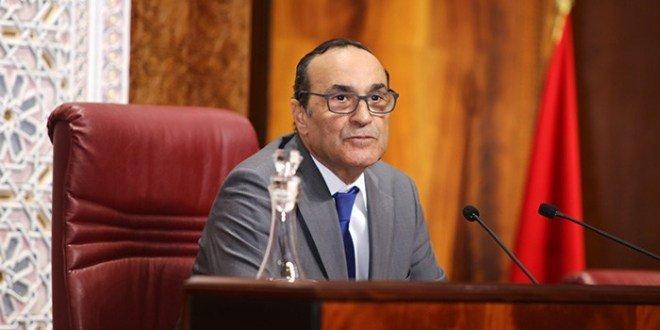 المالكي يعقد اجتماعا مع رؤساء الفرق والمجموعة النيابية
