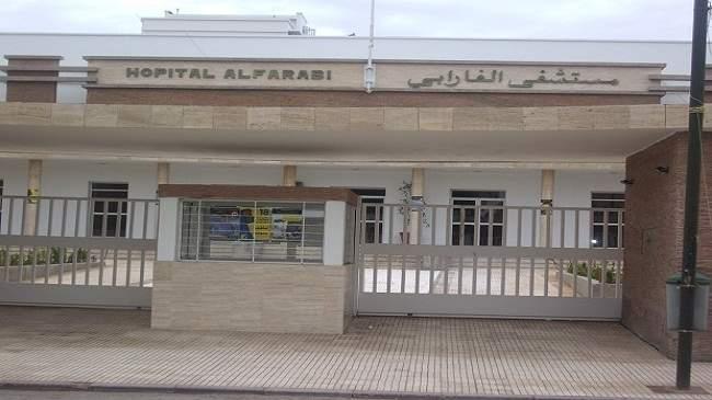وفاة الطالب الذي سقط من الطابق الرابع في الحي الجامعي بوجدة..ومستشفى الفارابي يطالب عائلته بالمستحقات