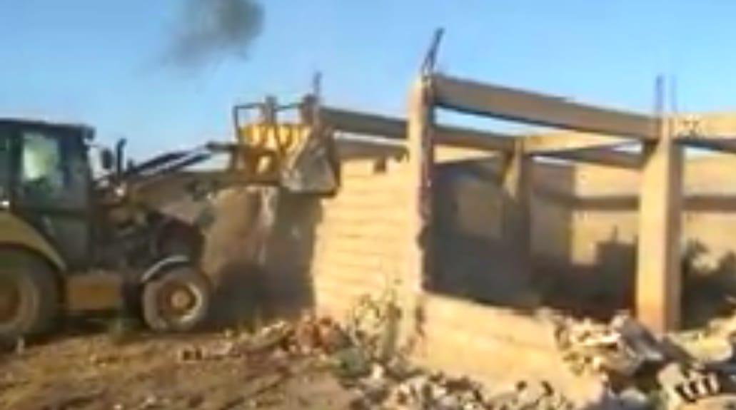 سلطات قصبة تادلة تواصل عملية هدم البنايات العشوائية..والمتضررون يطالبون بتبسيط المساطر