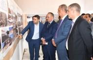 محمد الأعرج يتفقد أشغال مشروع ترميم وتهيئة المواقع الأثرية بإقليم الحسيمة