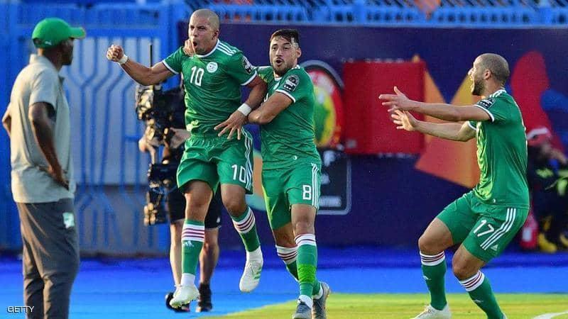 الجزائر بطل افريقيا للمرة الثانية في تاريخه