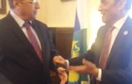المالكي يتباحث مع المستشار الخاص للرئيس الروسي.. ويجري لقاءات ثنائية مع رؤساء برلمانات