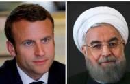 روحاني يراسل ماكرون خطيا