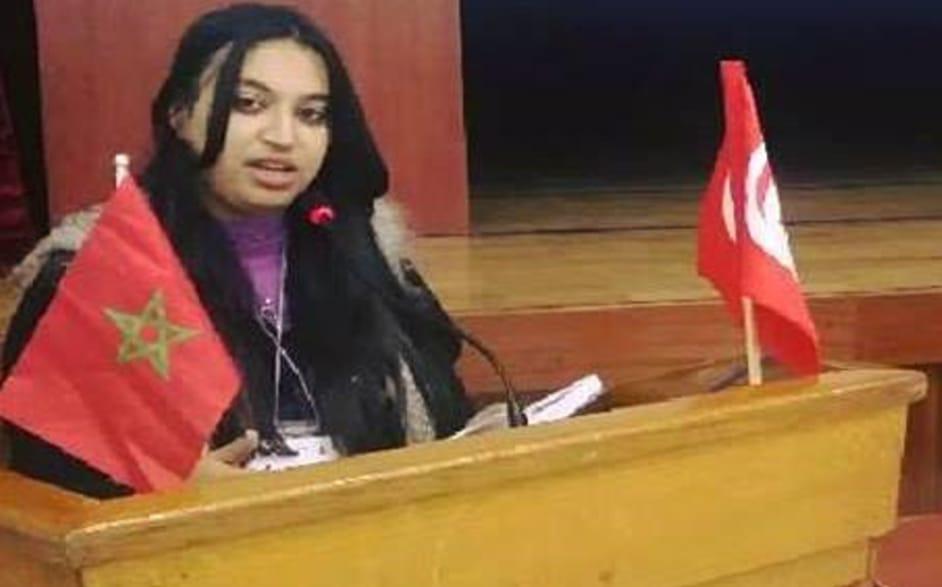حوار مع الزجالة المغربية ابتسام قرواش ابنة مدينة بنسليمان