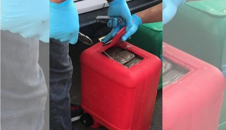 البحث عن بائع سمك بالتقسيط حاول إدخال كمية من مخدر الشيرا إلى ميناء طنجة