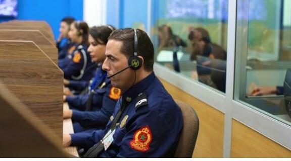 ولاية أمن طنجة تُتابع أشخاصا أزعجوا السلطات عبر الرقم (19)