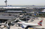 توقيف شخص تسلل الى داخل طائرة في مطار ماساتشوستس بأمريكا