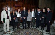 المالكي يستقبل رئيسة مجموعة الصداقة البرلمانية المكسيكية-المغربية بمجلس النواب بالمكسيك