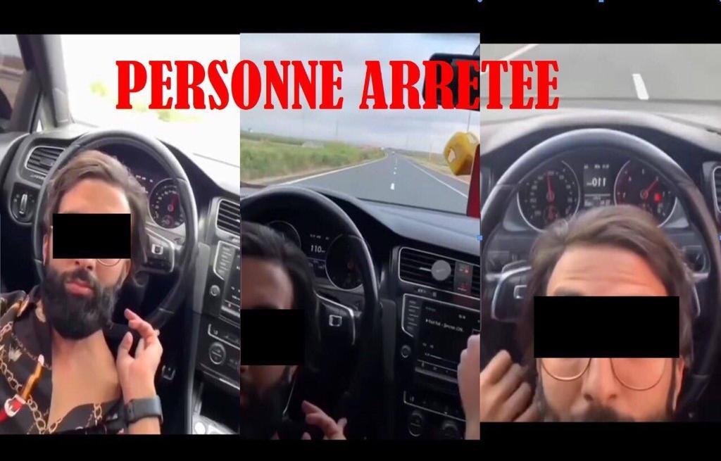 الدار البيضاء .. فتح بحث قضائي في مواجهة شخص للاشتباه في تورطه في قضية تتعلق بالإفراط في السرعة وسياقة سيارة بطريقة استعراضية وخطيرة