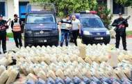 الشرطة القضائية بالناظور تحبط عملية تهريب أزيد من ثلاثة أطنان من الحشيش بجماعة ثازغين