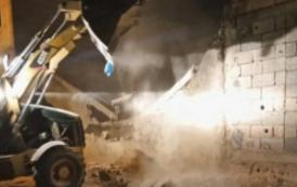 مواصلة حملة محاربة البناء العشوائي بمدينة قصبة تادلة … هدم 39 بناية عشوائية