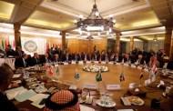 اجتماع وزراء الخارجية العرب بدعوة من الرئيس الفلسطيني