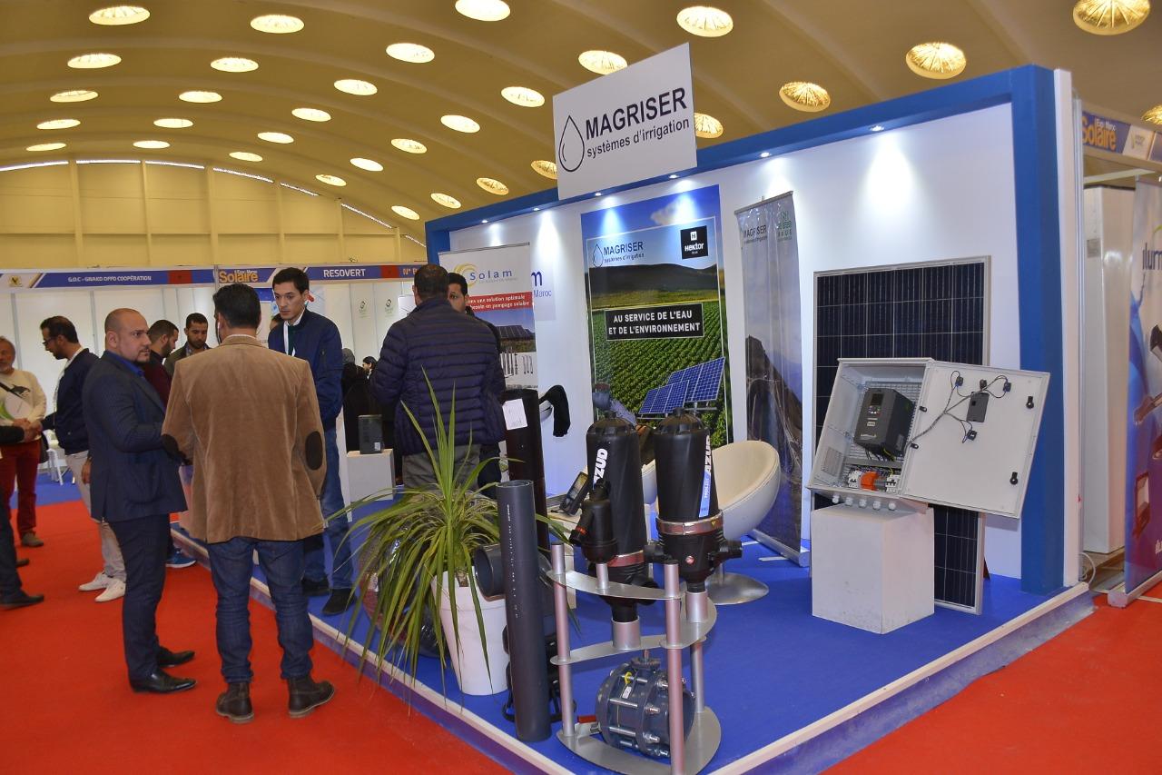 البيضاء على موعد مع النسخة التاسعة للمعرض الدولي للطاقة الشمسية والنجاعة الطاقية