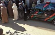 برشيد..العثور على جثة متشرد أمام بوابة مسجد