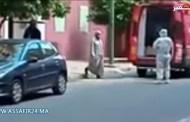 مراكش .. نقل صديق خطيب مسجد توفي بسبب كورونا الى المستشفى
