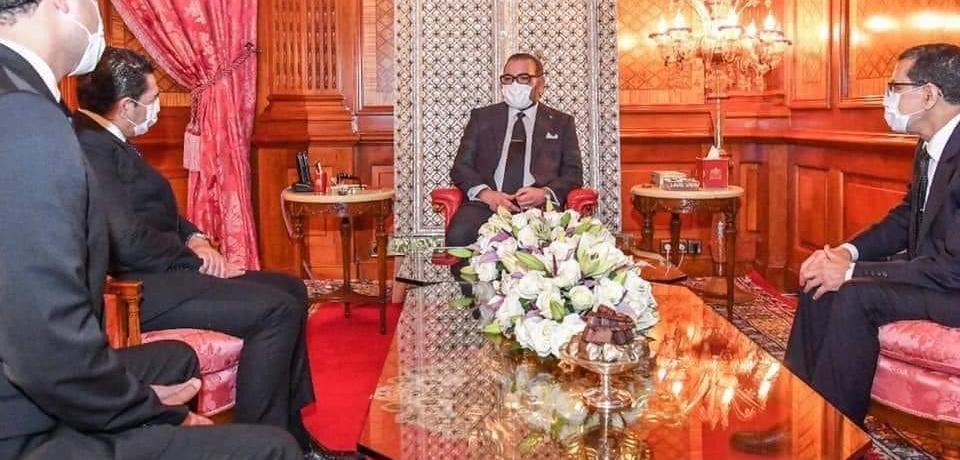 الملك يكلف أمزازي بمهام الناطق الرسمي باسم الحكومة والفردوس خلفا لعبيابة