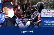 من قلب مديونة .. شوفو أكبر عملية اعتقالات في حق المخالفين لحالة الطوارئ